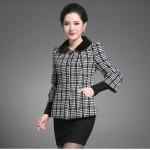 Những mẫu áo dạ đẹp cho phụ nữ u40 đến trung niên