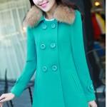 Những mẫu áo khoác dạ mới trẻ đẹp ấm áp đón đông