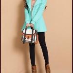 12 cách phối đồ áo khoác đẹp kiểu cá tính cho teen girl