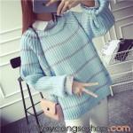 Đẹp điệu cùng áo len nữ phong cách Hàn Quốc mới nhất