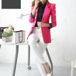 Áo vest nữ dáng dài đẹp, trẻ trung xu hướng Hàn Quốc mới nhất