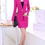 Các mẫu vest kiểu nữ đẹp cho giới công sở 2016