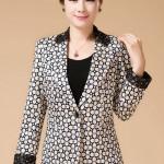 10 mẫu áo vest đẹp sang trọng phụ nữ trung niên nào cũng thích