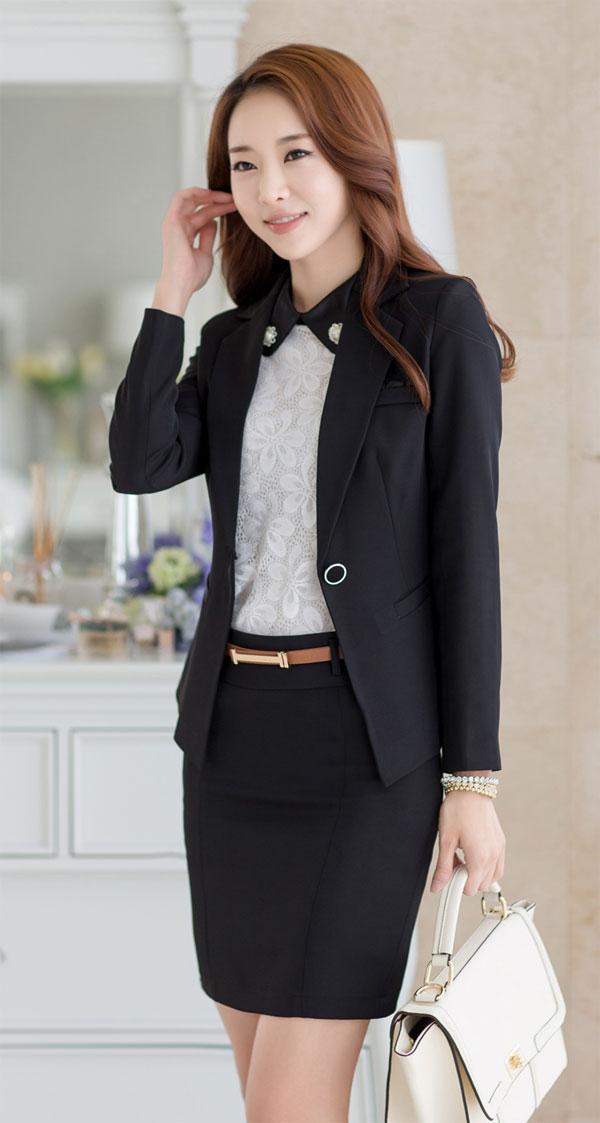 Những bộ đồ vest đồng phục nữ đẹp không thể bỏ qua