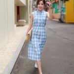 Cách phối đồ đẹp với áo, đầm cực sành điệu cho teen nữ