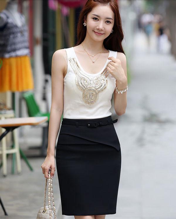 Mẫu Chân Váy Công Sở Cho Người Béo - Hung Yen, Hưng Yên ...