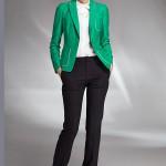 Những bộ vest thời trang công sở đẹp tinh tế phong cách Âu